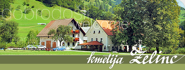Želinc tourist farm