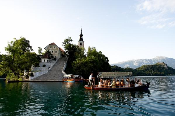 Wedding venue Bled