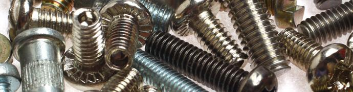 Half-hollow screws