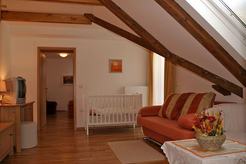 accommodation in bohinj slovenia