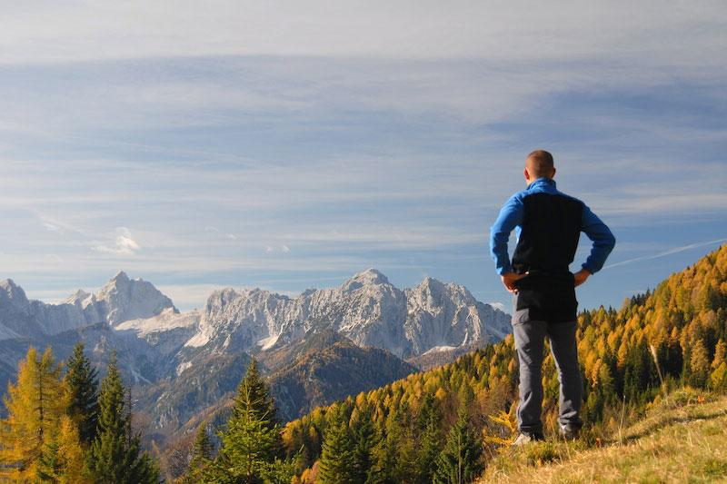 Hiking vacations in Slovenia