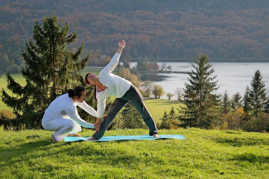 Yoga vacations