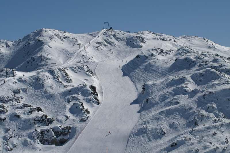 Best skiing in Slovenia