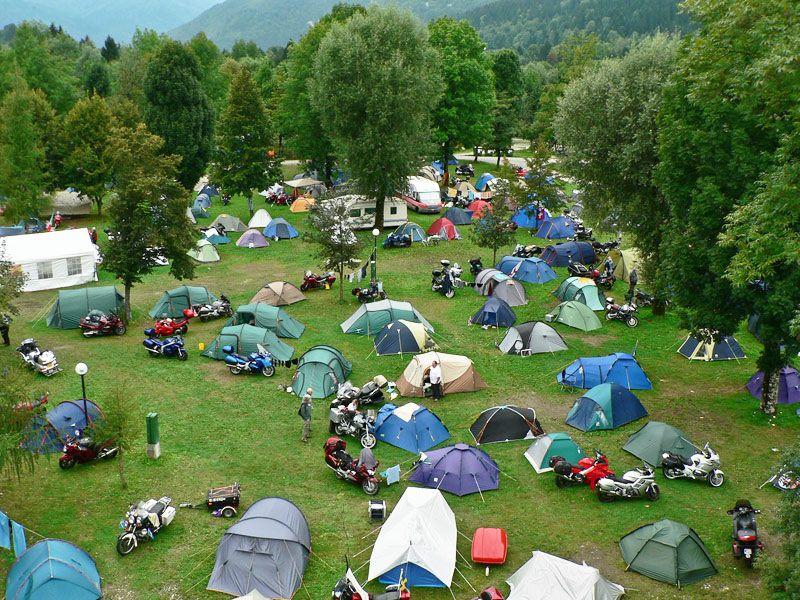 Camping Lake Bohinj