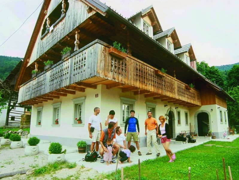 Hostels in Slovenia