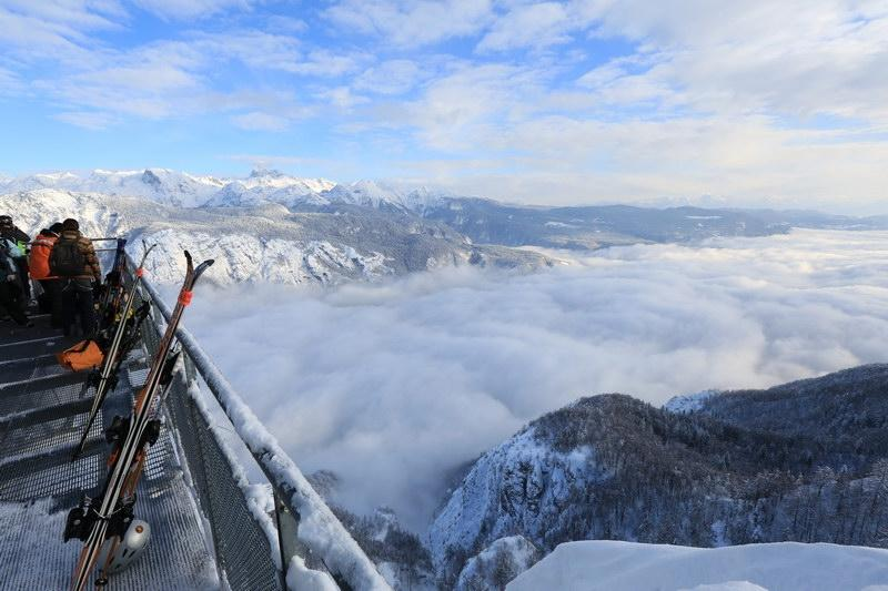 Skiing holidays in Slovenia