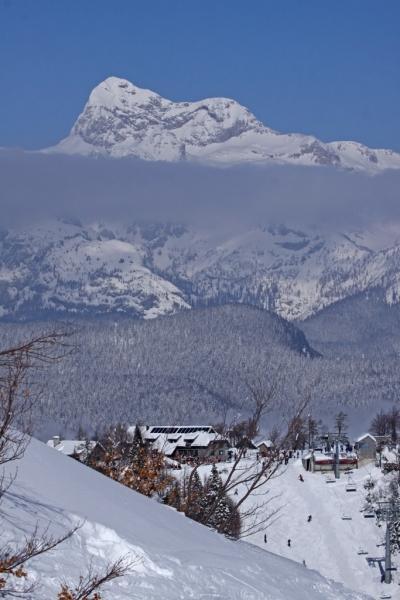Skiing Slovenia holidays in Bohinj