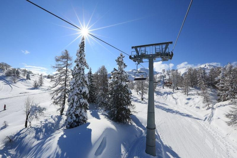 Slovenian ski accommodation