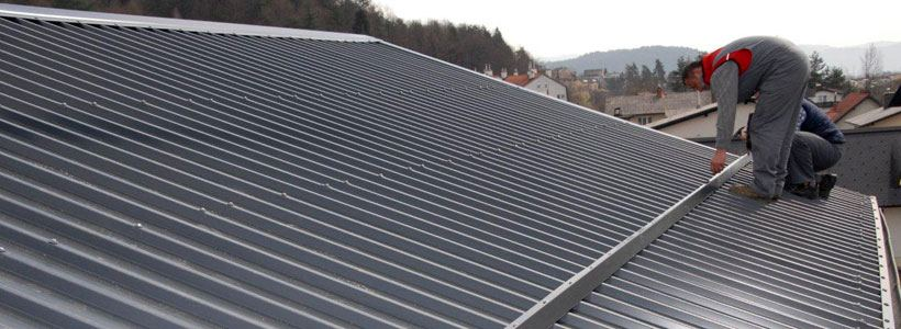 Roofing products, tin smithing
