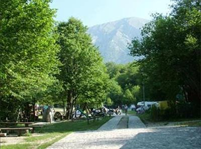 Eco camping Slovenia - Kobarid
