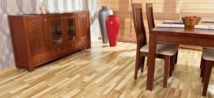 oak wood veneer floor