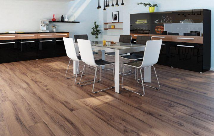 walnut laminate wood floorings