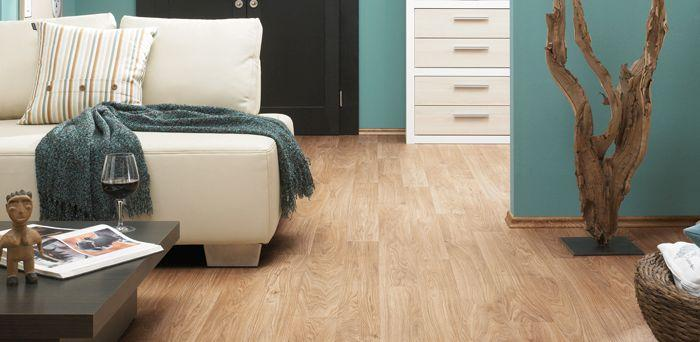 Waterproof wood laminate flooring