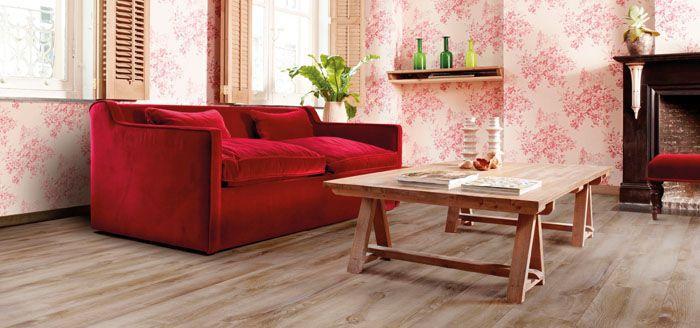oak veneer floor