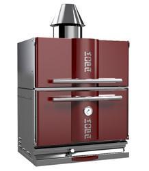 Charcoal oven for baking restaurant