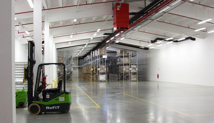 pharmaceuticals warehouses