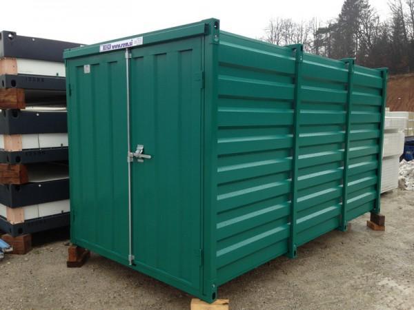 cargo container sizes