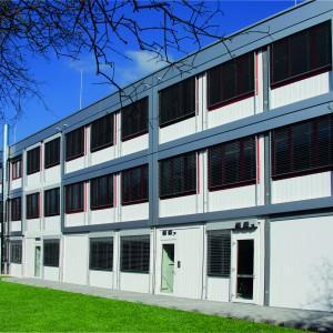 Modular office buildings