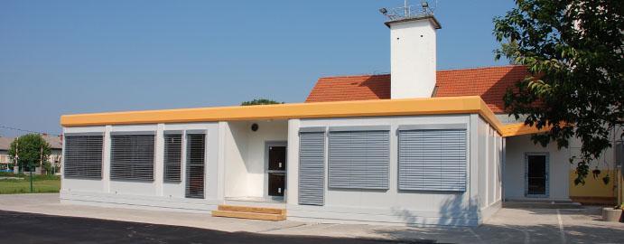 Prefab modular office building cost