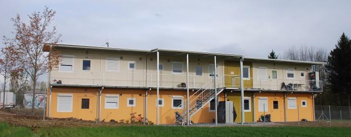 prefabricated modular building systems Rem