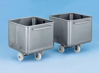 bin washing machine manufacturers from central Europe