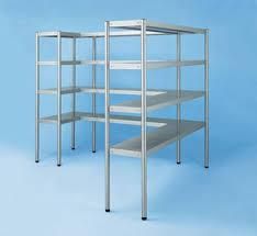 industrial storage racks for automated warehousing