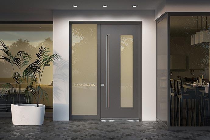 Luxury exterior doors Pirnar