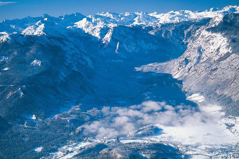 Mountaineering Bohinj