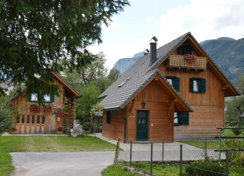 Apartment in Bohinj for relaxing holidays