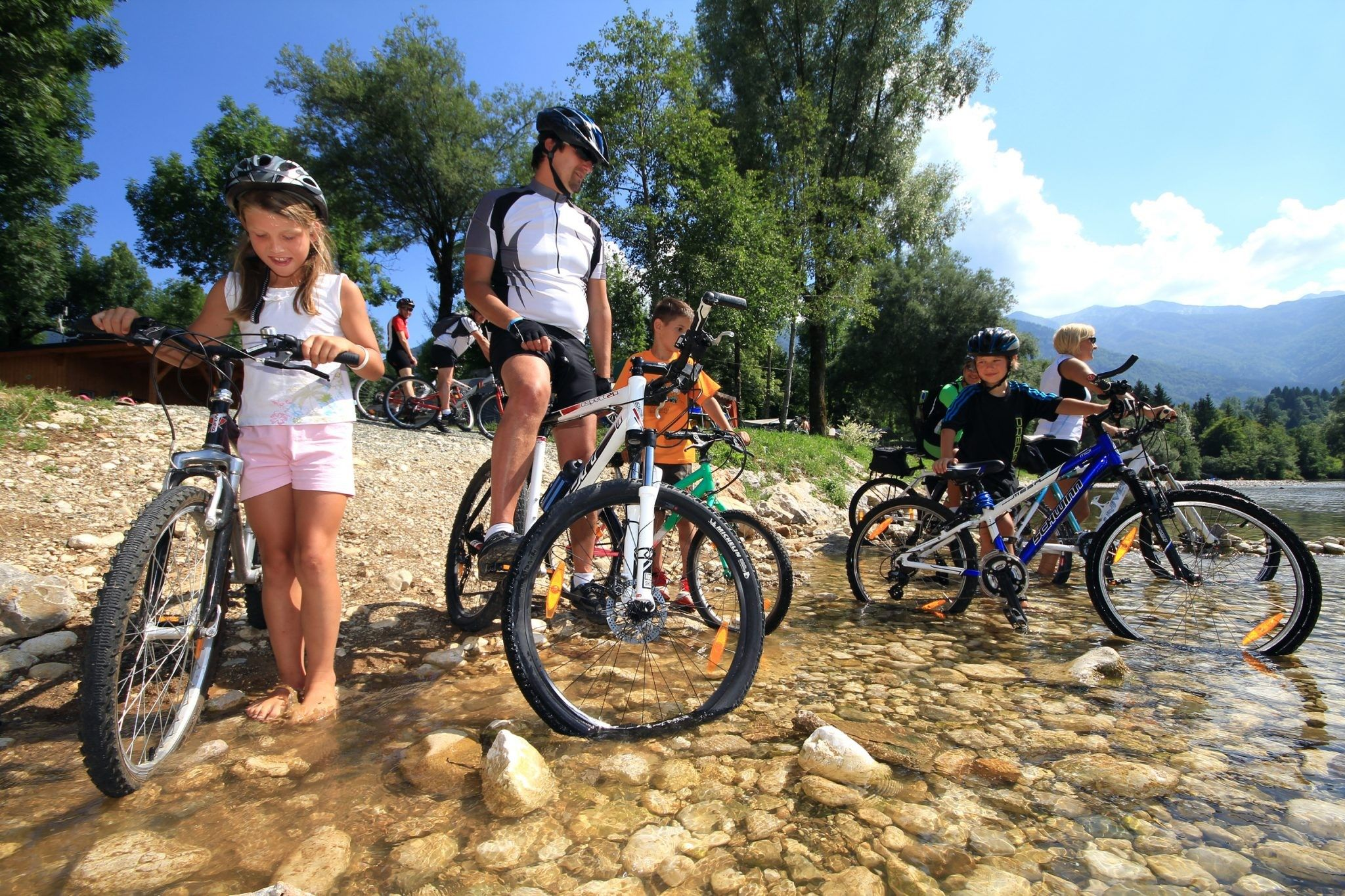 Campsite Danica activities