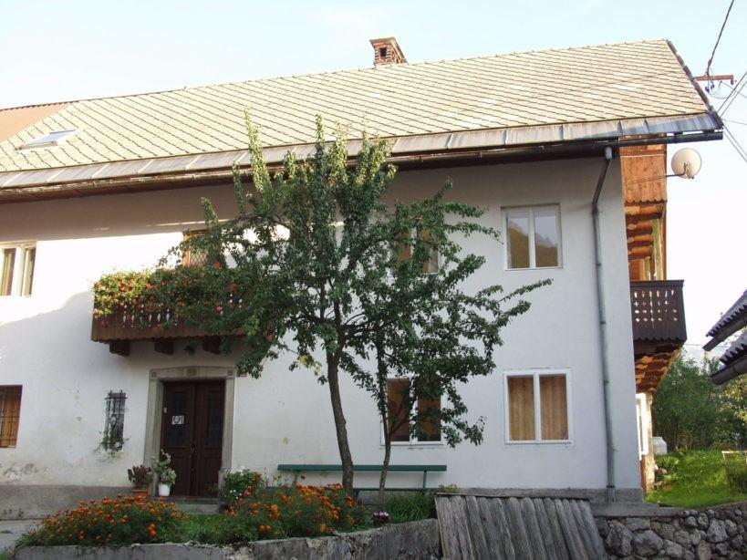 Hostels in Bohinj Slovenia