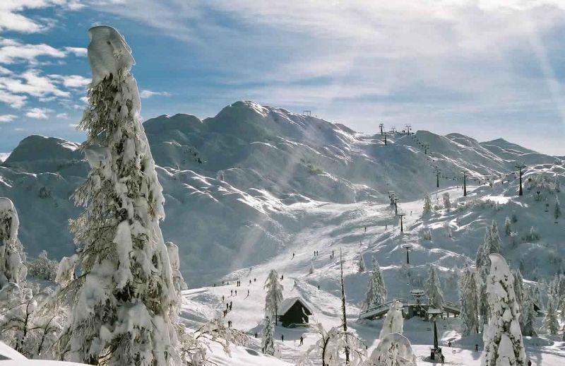 Vogel ski place