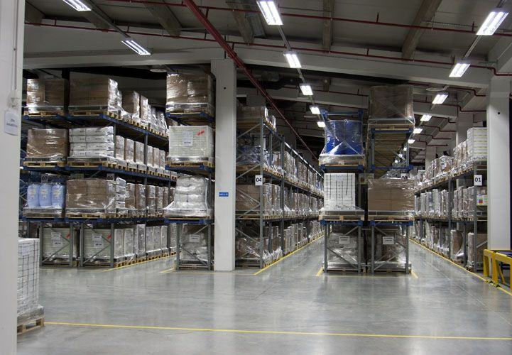 warehousing for rent
