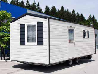 Mobile homes to live in