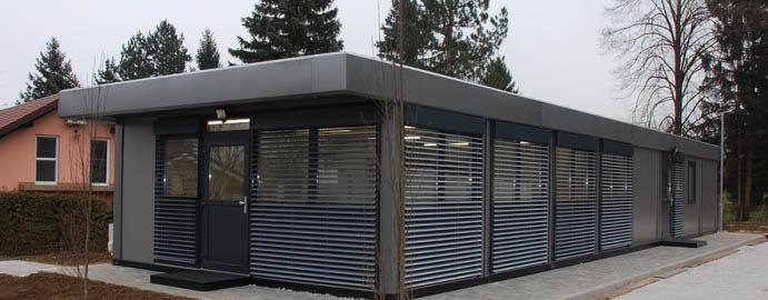 Prefabricated modular building systems