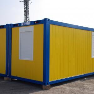 REM portable cabin