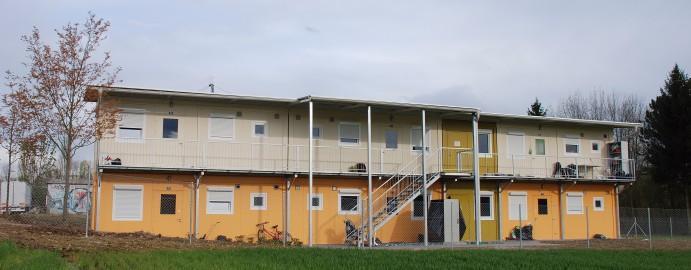 prefab buildings