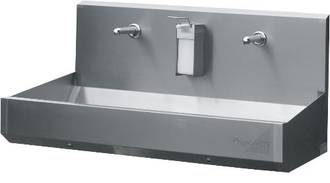 Industrial hand wash basin