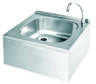 industrial stainless steel basin