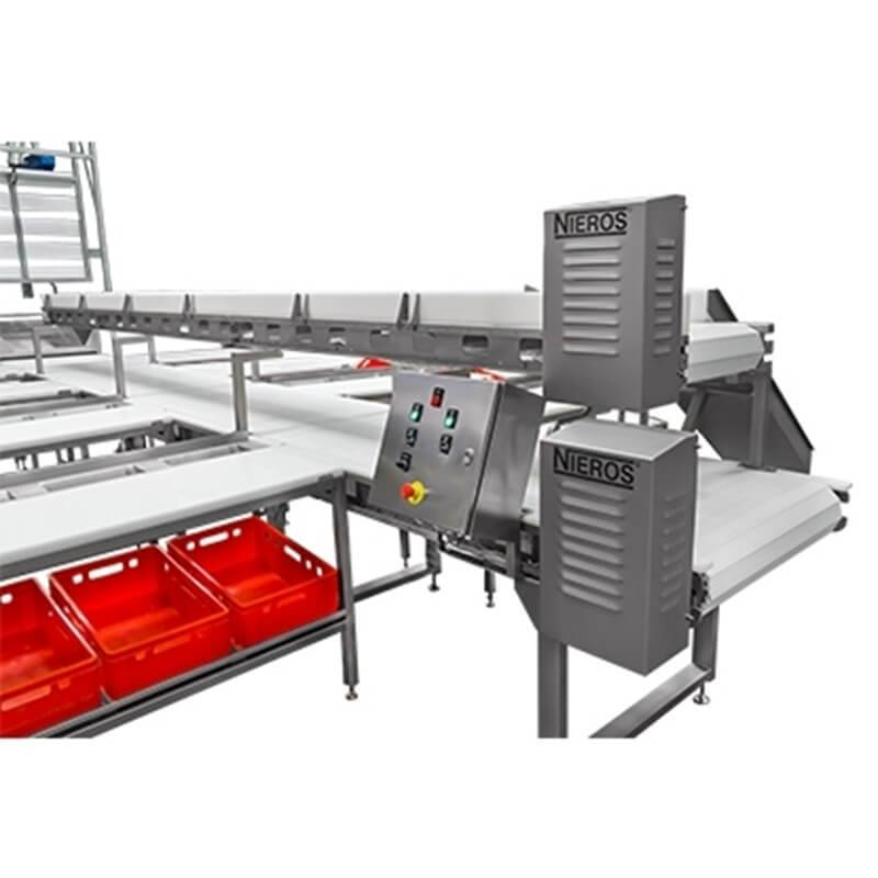 Industrial meat processing
