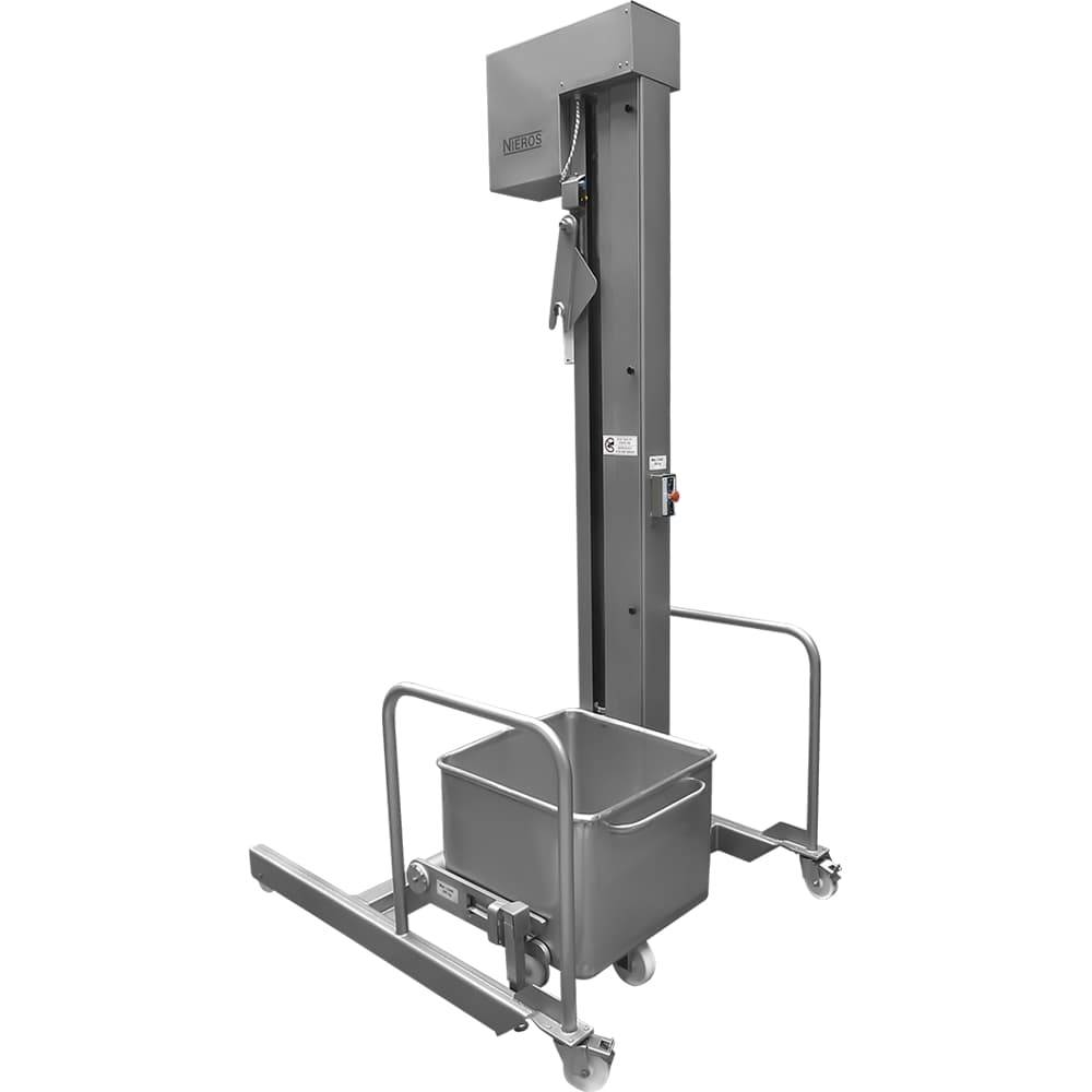 NIEROS material handling equipment