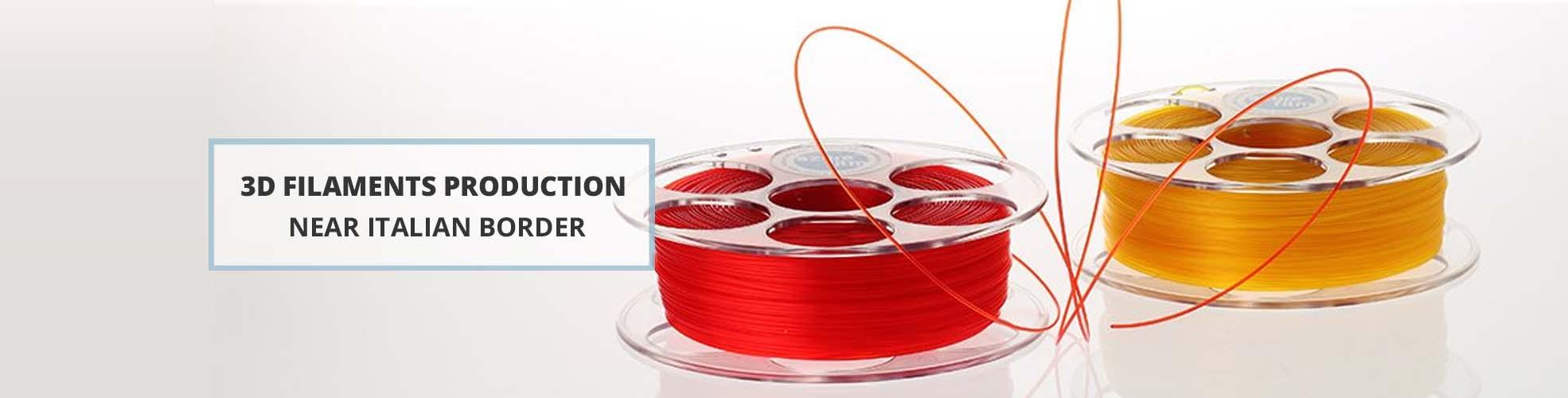 3D filaments and printers