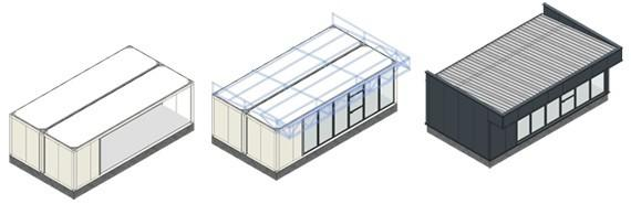 Modular building systems UK