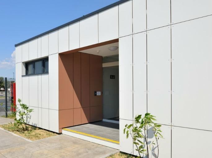 Modular building UK