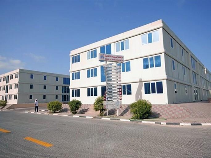 User friendly modular office buildings