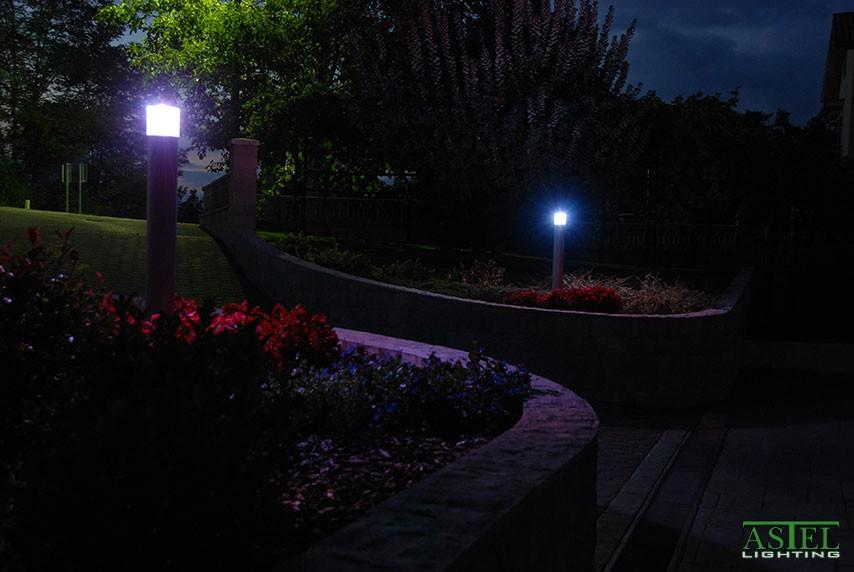 Architectural exterior lighting