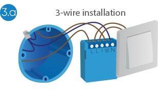 3 wire z-wave dimmer