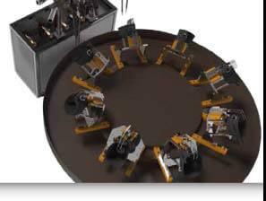 Industrial burner systems