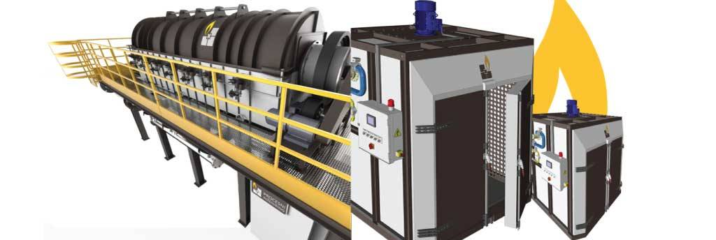 Industrail Ovens - types and heat treatment