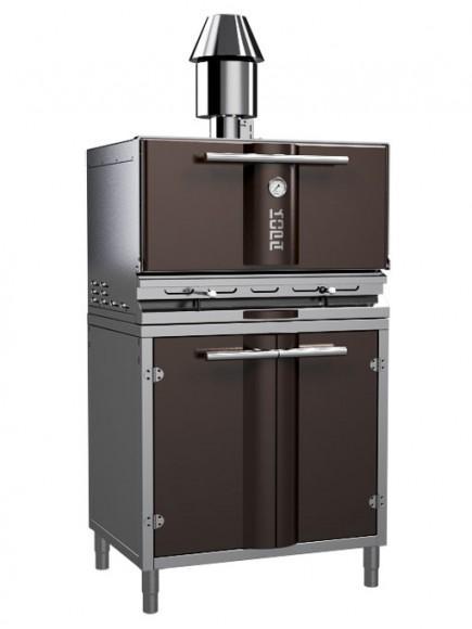 Charcoal ovens
